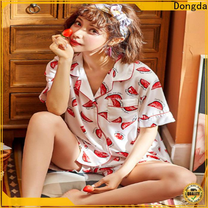 Dongda pyjama pajama dress supply for women