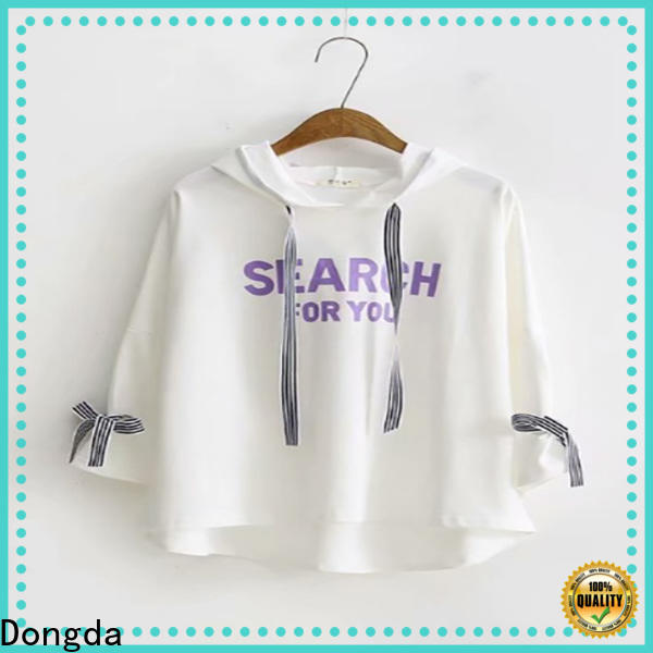 Dongda Latest ladies sweatshirts for sale for women