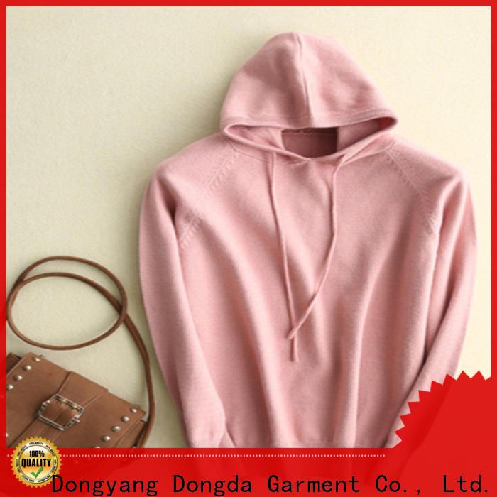 Dongda Wholesale ladies sweatshirts for sale for international market