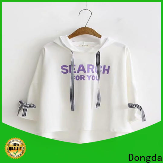 Dongda mixed female hoodies for business for ladies