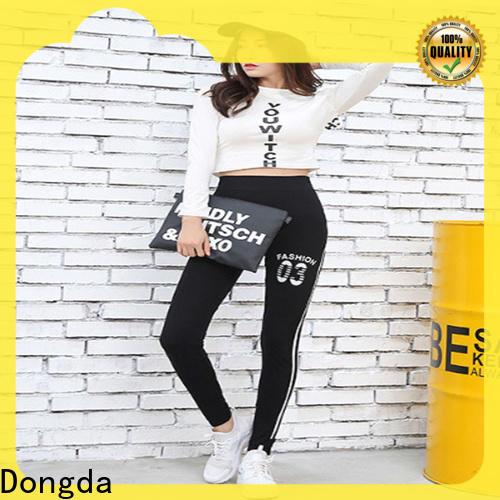 Dongda workout yoga pants supply for women