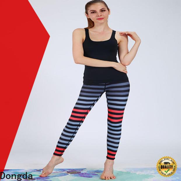 Dongda Custom ladies gym leggings for sale for pear shaped