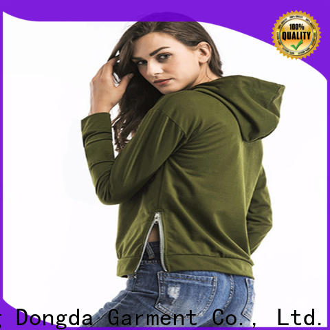 Dongda graphic ladies hoodies factory for ladies