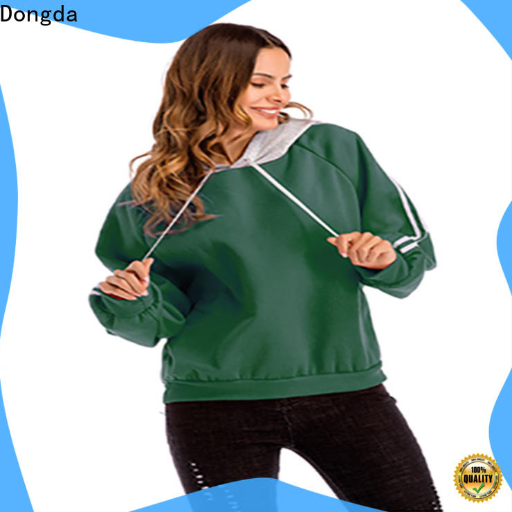 Dongda Top ladies hoodies for business for international market