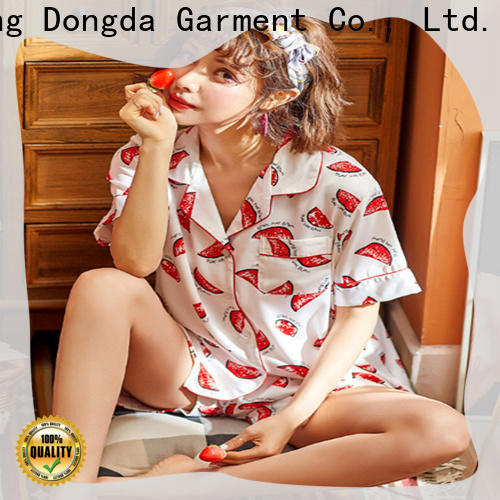 Dongda Best ladies pjs suppliers for sale