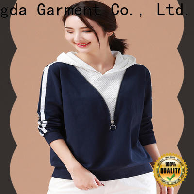Dongda Latest ladies sweatshirts factory for international market