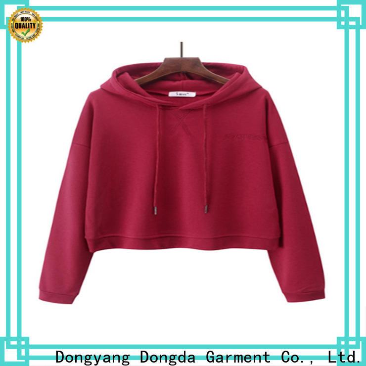 Dongda High-quality graphic sweatshirts company for women