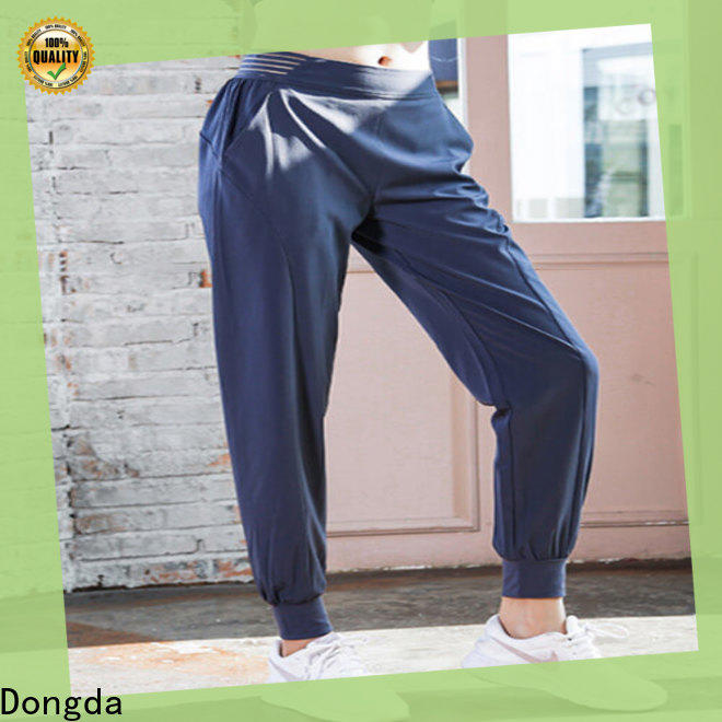 Dongda Top ladies workout pants manufacturers for pregnancy