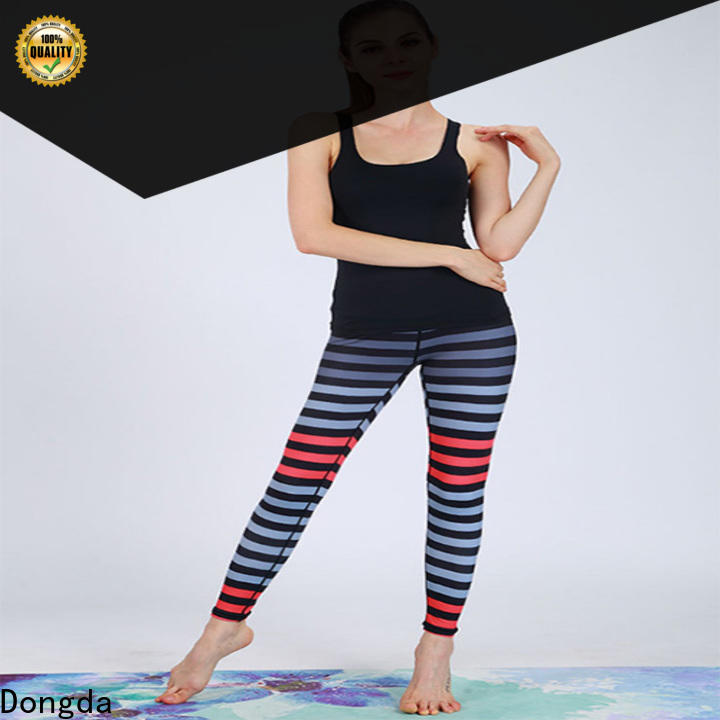 Dongda woven ladies workout pants suppliers for petites