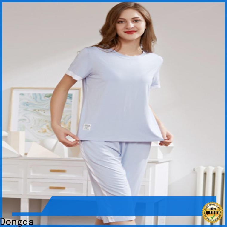 Dongda 16mm womens sleep dress company for ladies