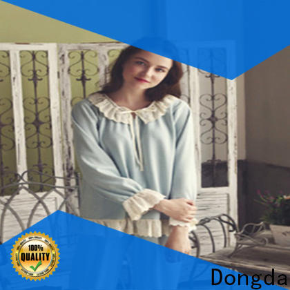 Dongda Best women's sleepwear sets company for ladies