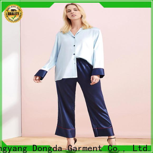 Dongda v-neck pajama dress for sale for women