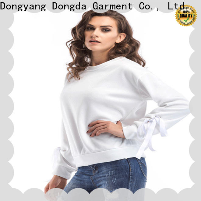 Dongda New female hoodies factory for women