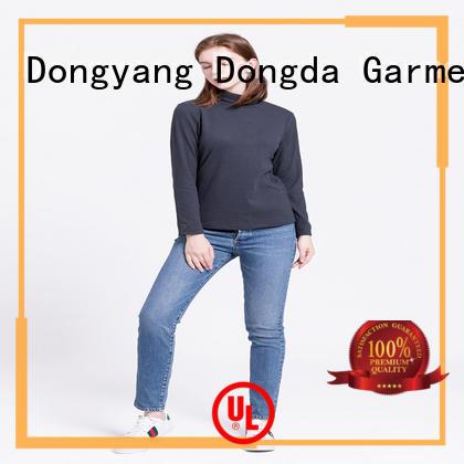 ladies sweatshirts single color supply for women