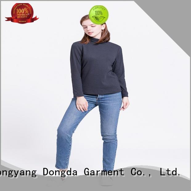 Dongda Custom ladies hoodies for business for international market