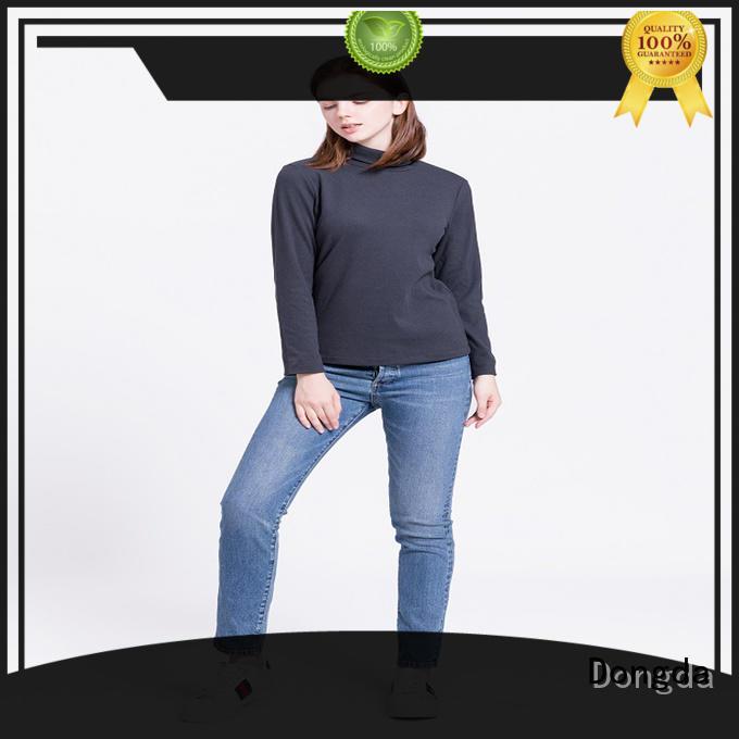 Dongda spring ladies hoodies manufacturers for international market