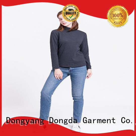 Dongda graphic ladies sweatshirts suppliers for ladies