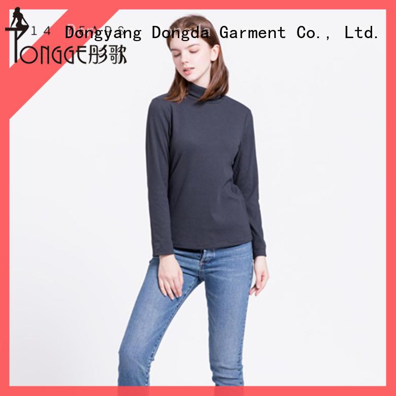ladies hoodies customized for international market Dongda