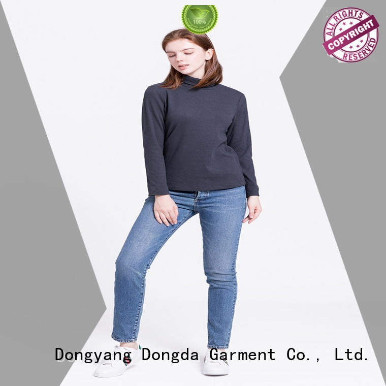 Dongda graphic graphic sweatshirts manufacturers for ladies