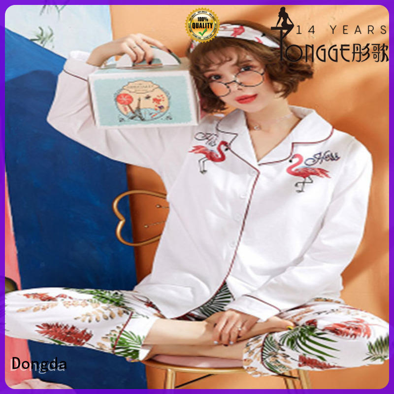 Dongda High-quality ladies pyjama sets supply for ladies