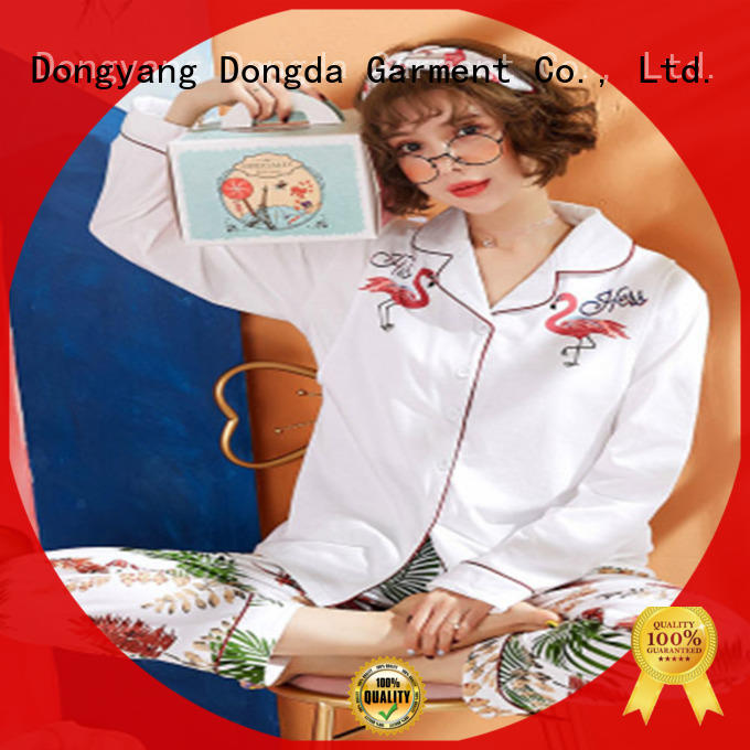 Dongda pure female pajamas for sale for ladies