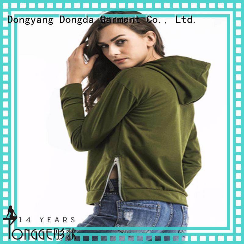 female ladies hoodies wholesale for ladies
