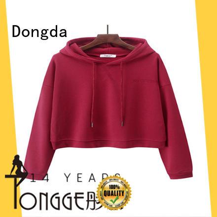 Dongda sweatshirt graphic sweatshirts supply for ladies