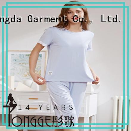 Dongda factory price girls sleepwear sleepwear for sale