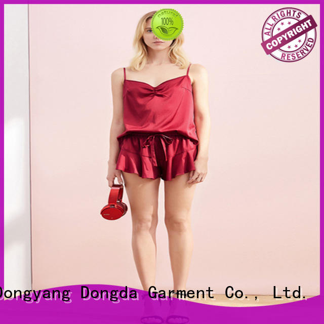 Dongda Top sleepwear sets suppliers for sale