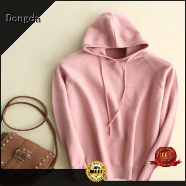 Dongda long sleeved womens sweatshirts suppliers for women