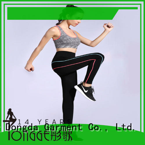 quick drying womens gym leggings factory for pregnancy Dongda