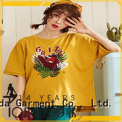 EXW price female pajamas 16mm OEM servicefor sale