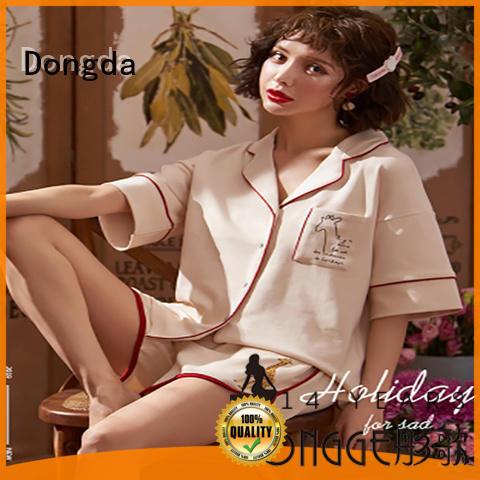 Dongda High-quality pajama dress factory for women
