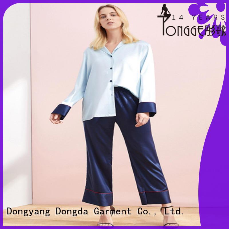 cotton pajama dress OEM service for sale