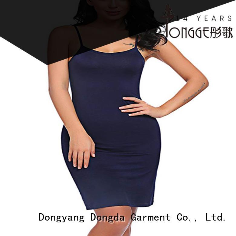 Dongda long sleeved sleepwear sets manufacturer for ladies