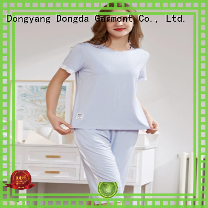 New womans pyjamas cotton suppliers for sale
