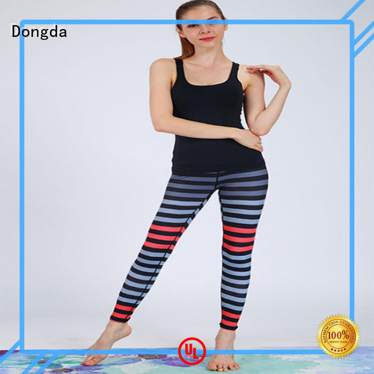 Dongda Best ladies workout leggings supply for sweating