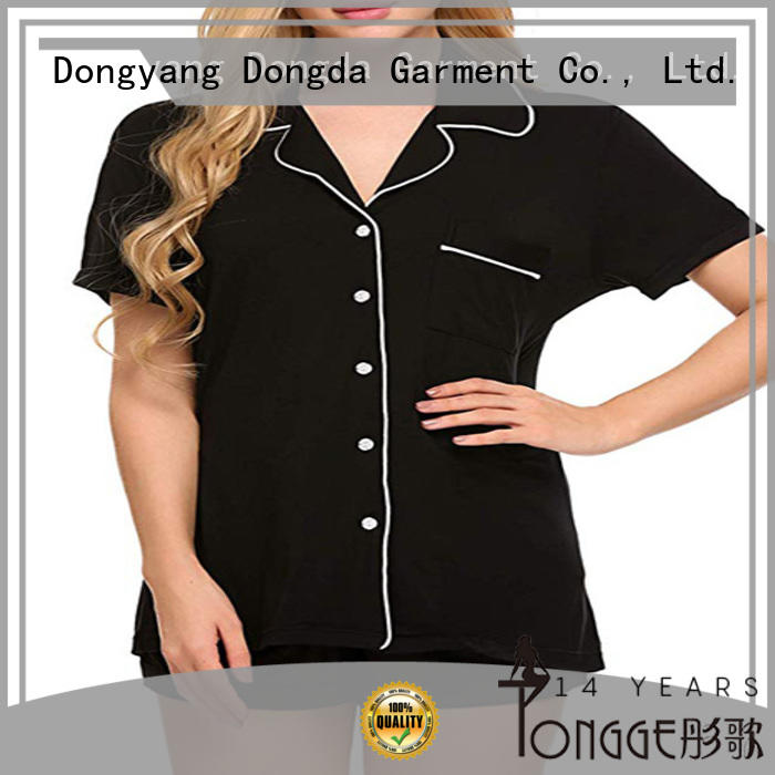 Dongda High-quality ladies sleepwear factory for women