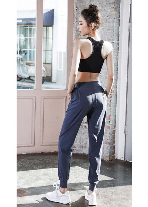 Top gym yoga pants quick drying for sale for summer-2