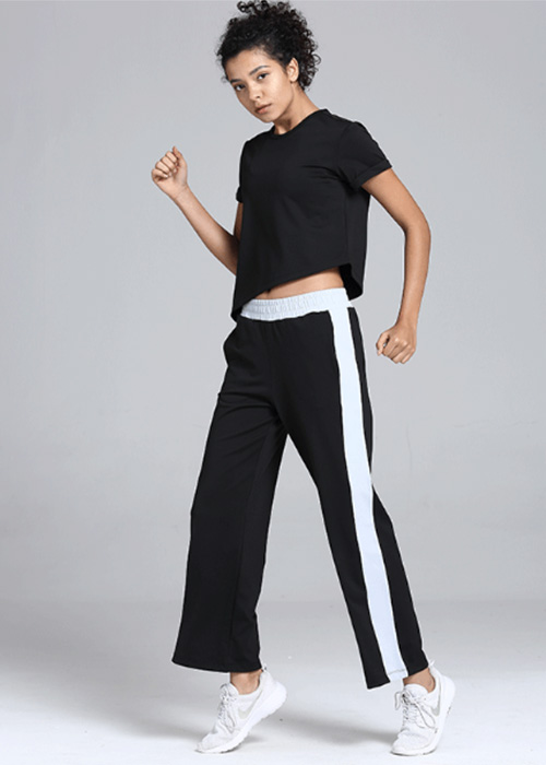 Dongda Wholesale ladies workout pants for business for pear shaped-2