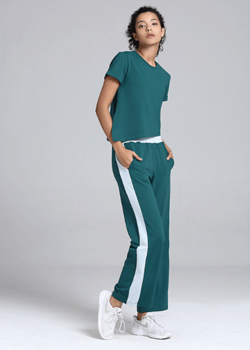 Dongda Wholesale ladies workout pants for business for pear shaped-1