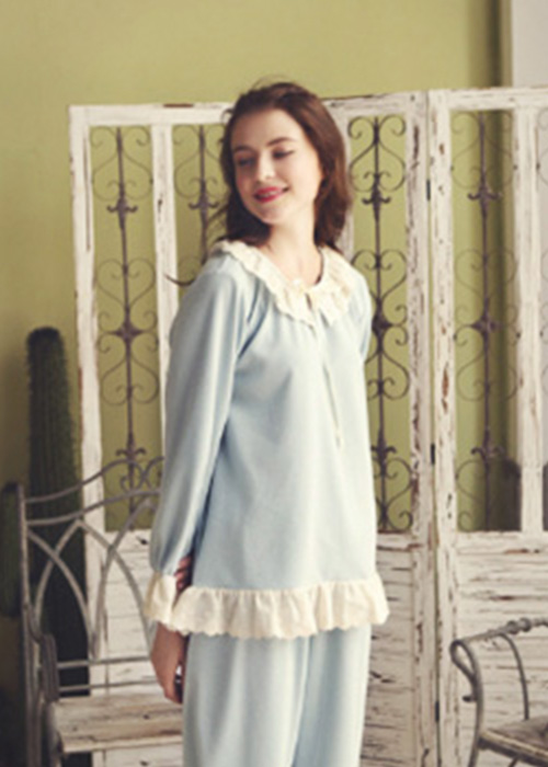 Dongda Custom sleepwear sets company for ladies-2