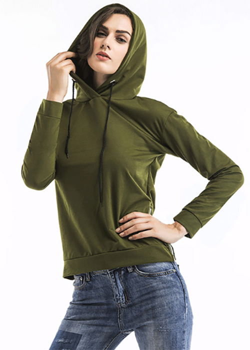 Dongda ladies hoodies suppliers for women-1