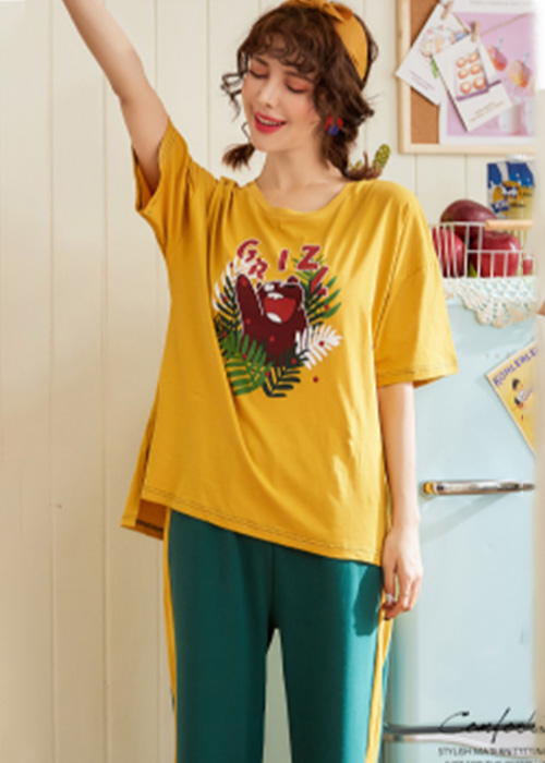 Wholesale sleepwear sets bamboo company for sale-1