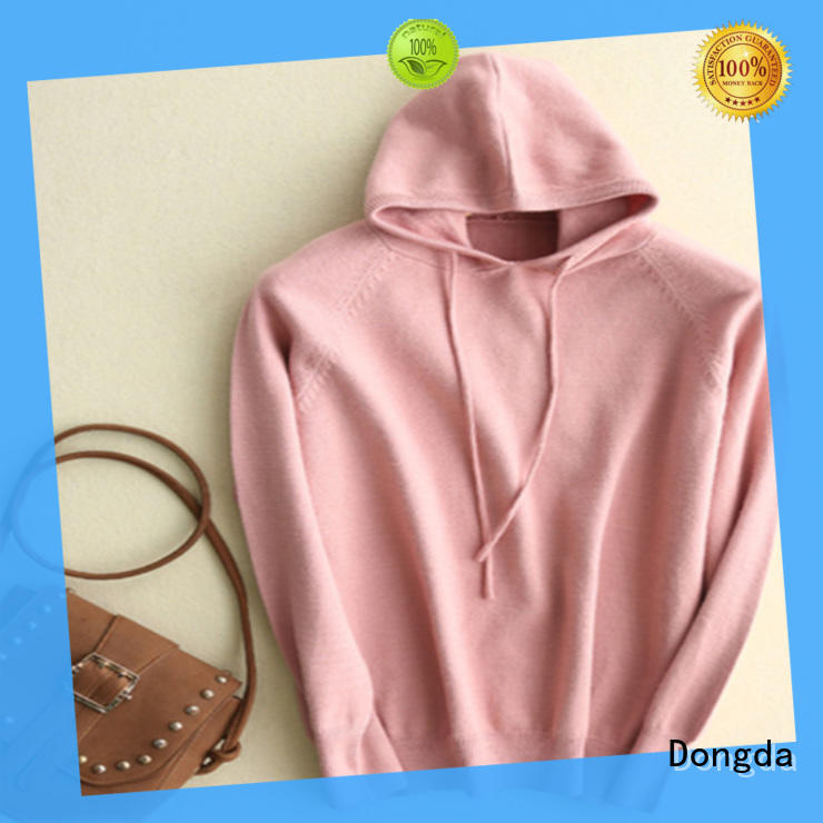Best ladies hoodies single color supply for ladies