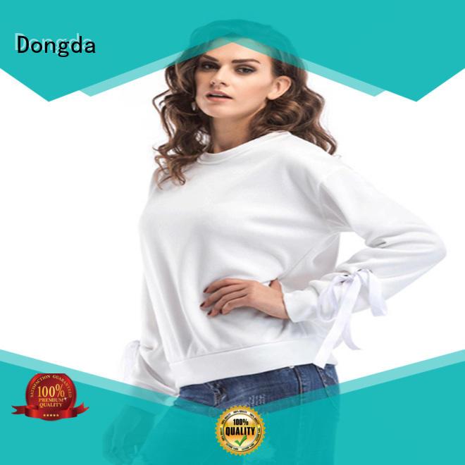 Dongda spring ladies sweatshirts for business for ladies