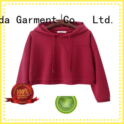 Wholesale ladies hoodies hoodies for business for women