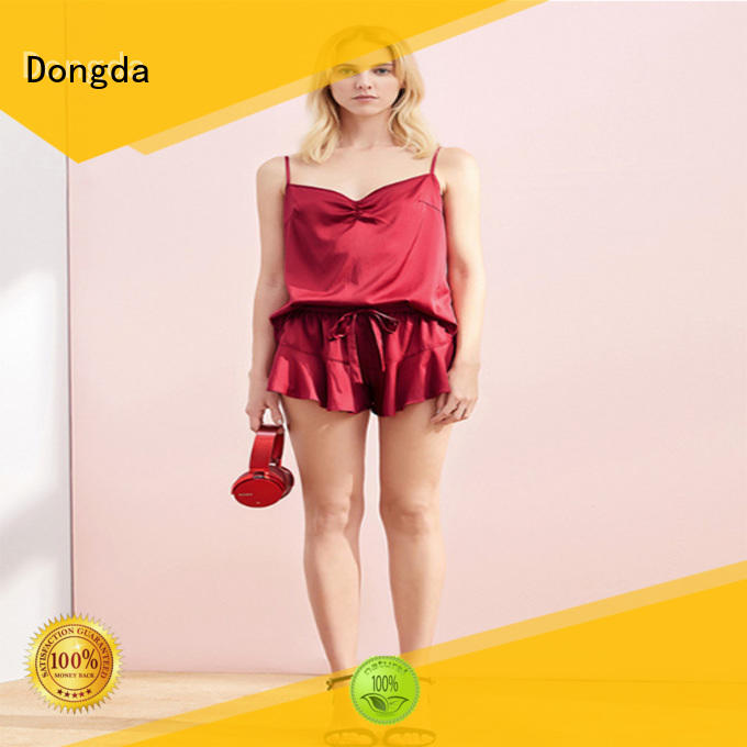 Dongda Wholesale women's sleepwear sets for sale for women