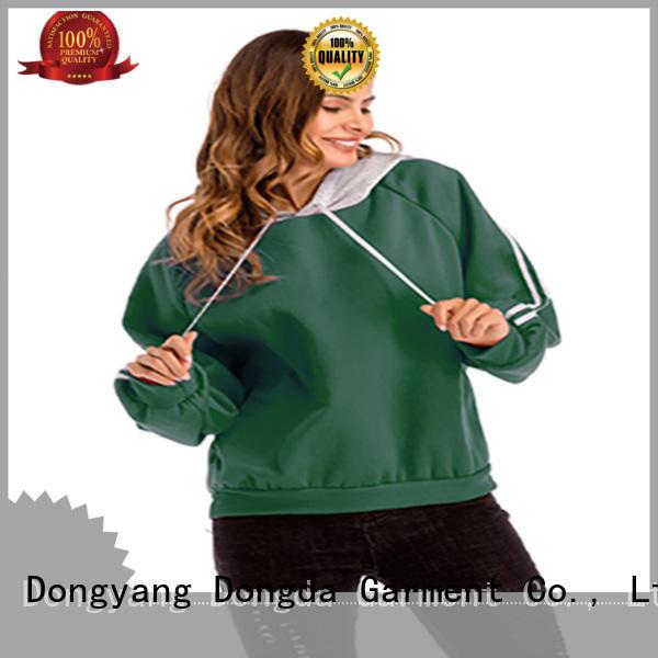 Dongda Top graphic sweatshirts manufacturers for women