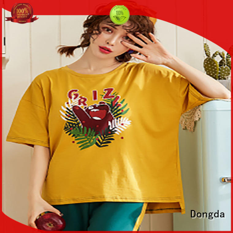 Dongda lowcut sleepwear sets for business for sale